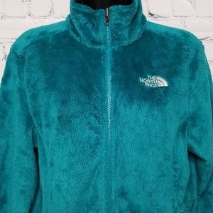 The North Face full zip fleece sweater